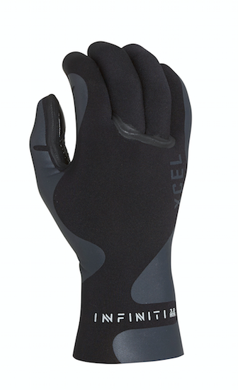 XCEL Infiniti 5 Finger 3mm Gloves