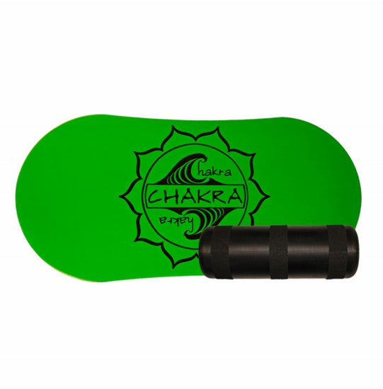 Chakra Balance Board Trainer with Roller