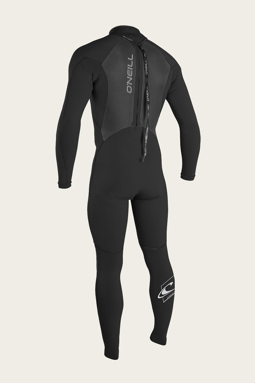 O'Neill Youth Epic 4/3 Back Zip Full Wetsuit - Colors Vary
