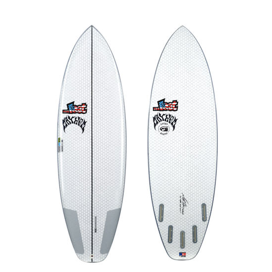 Lib Tech Short Round surfboard - 5'8""