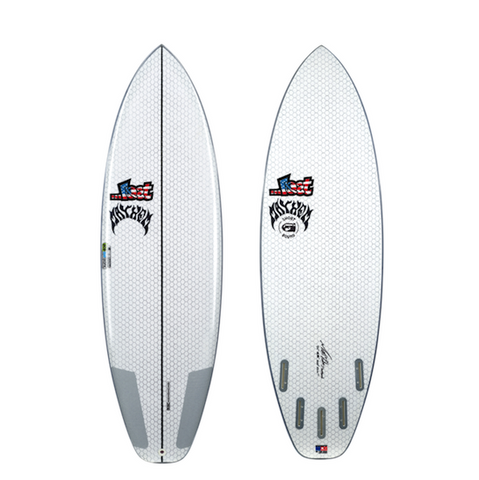 Lib Tech LOST Short Round surfboard - 5'10""