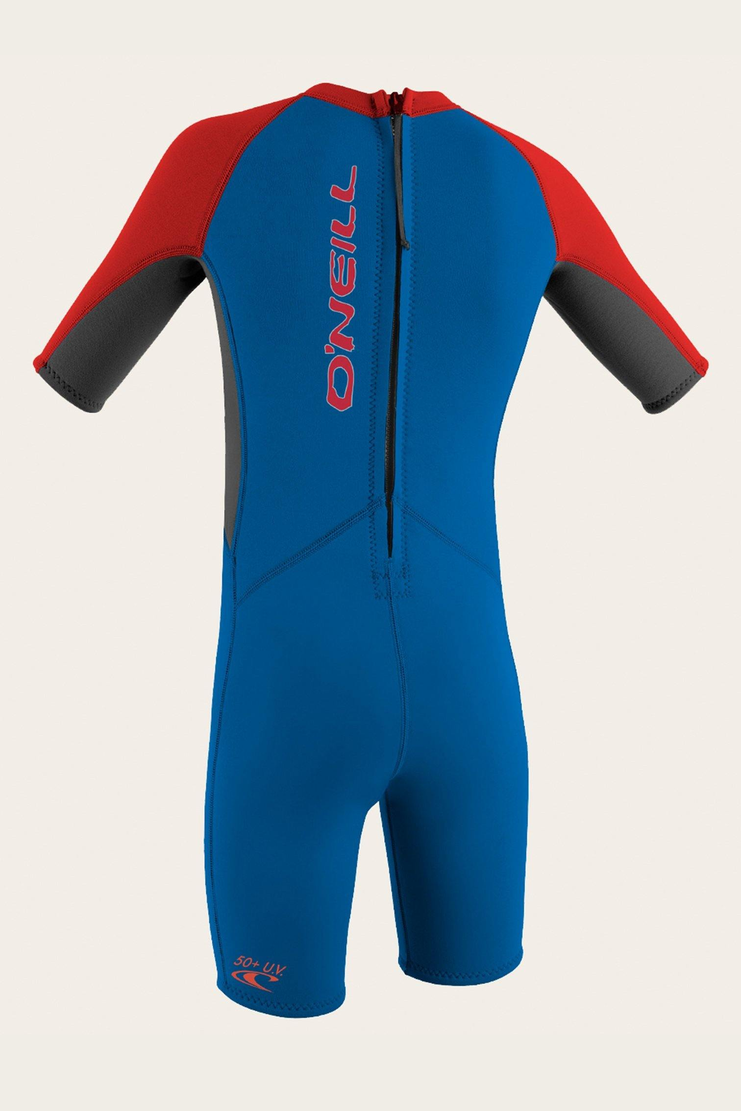 O'Neill Reactor II 2mm Toddler Spring Wetsuit - Colors Vary - Urban Surf