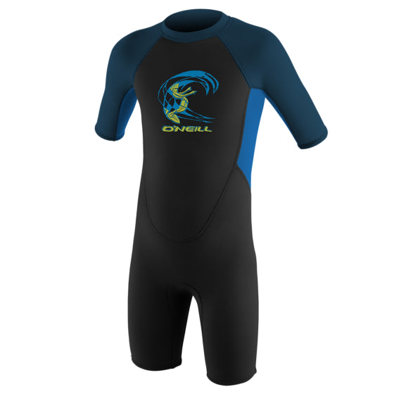 O'Neill Reactor II 2mm Toddler Spring Wetsuit - Colors Vary