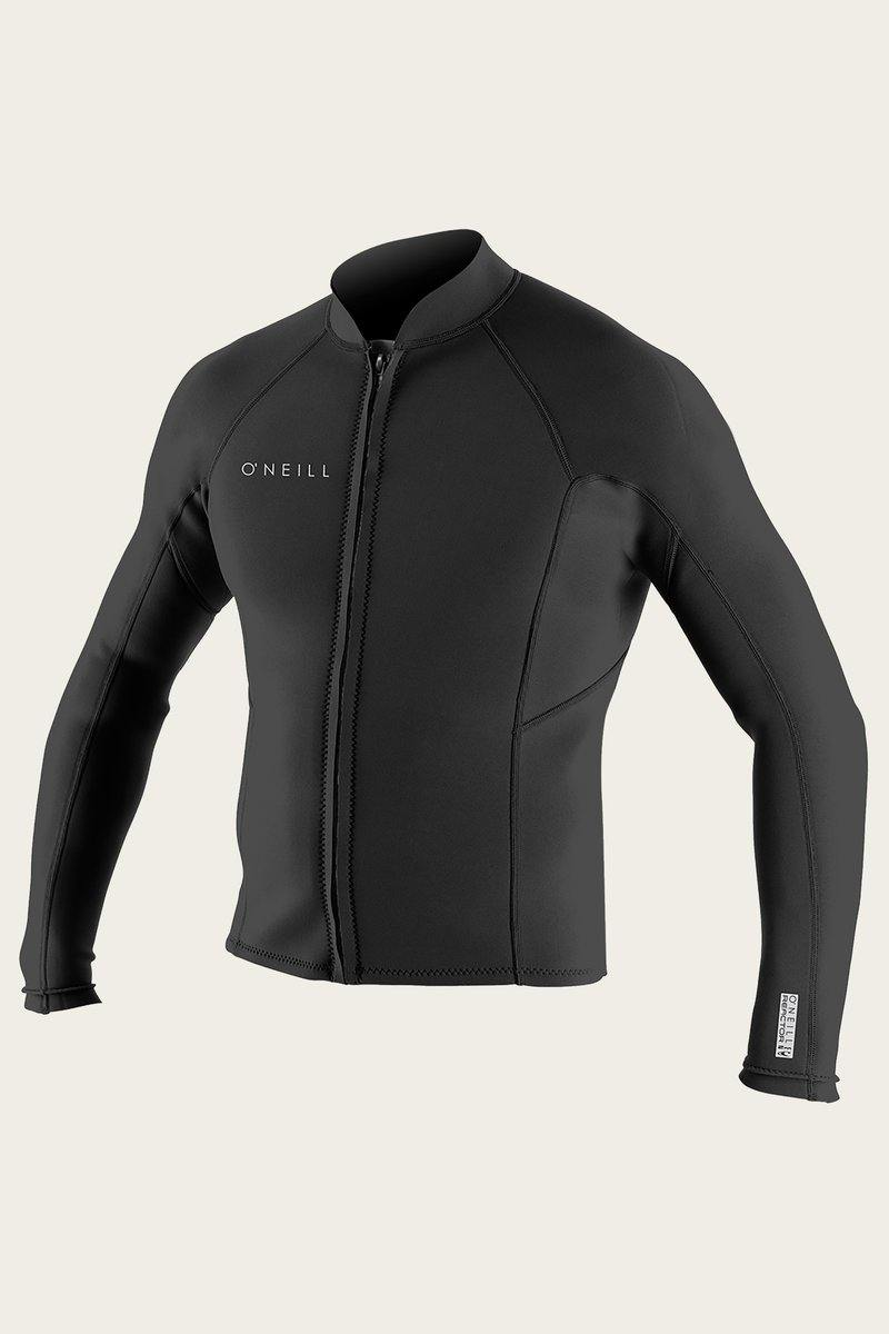 O'Neill Reactor II 1.5mm Front Zip L/S Neoprene Jacket