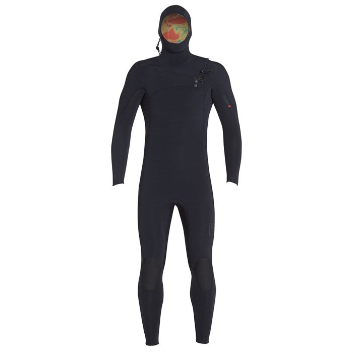 Xcel Infiniti Comp X 5.5/4.5mm Hooded Wetsuit - Chest Zip
