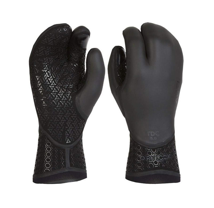 Xcel Drylock 5mm Neoprene Gloves - Lobster Claw