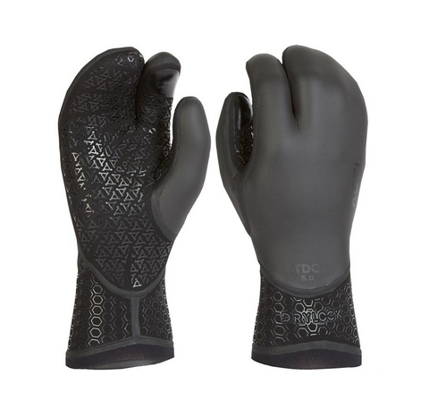 Xcel Wetsuits Drylock Texture Skin 3 Finger 5mm Gloves