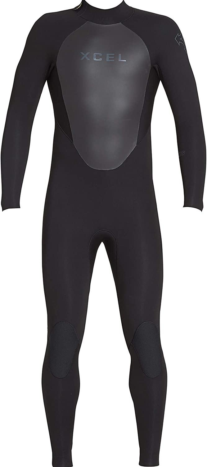 Xcel Axis 5/4mm Wetsuit - Back Zip - Urban Surf