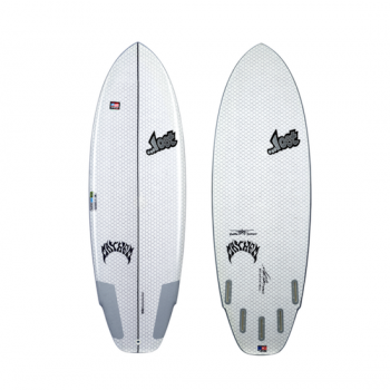 "5'9"" Lib Tech LOST Puddle Jumper surfboard"