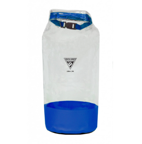 Seattle Sports Glacier Clear Dry Bag - Medium