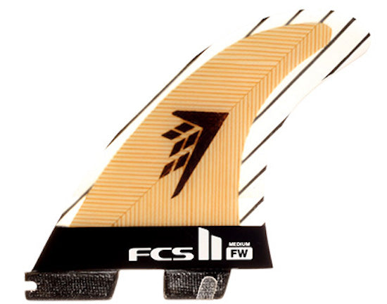 FCS II Firewire Medium PC Carbon Tri Set
