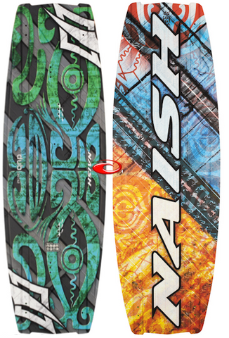 2015 Naish Dub 138cm kiteboard - board only