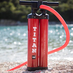 Red Titan Pump 2019