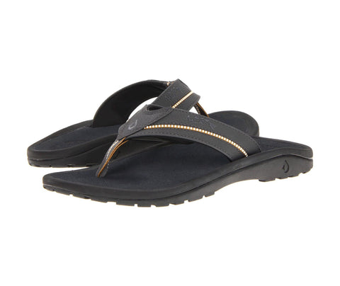 Men's Olukai Kia'i II Leather Sandal - Urban Surf
