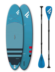 "10'4"" Fanatic Fly Air Pure iSUP 2020 with Paddle"
