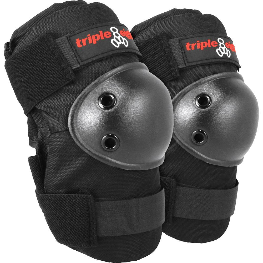 Triple 8 Saver Series 3 Pack Box - Knee/Elbow/Wrist Pads - Urban Surf