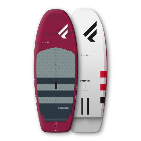 "Used 6'7"" Fanatic Sky Foil Board 2020"