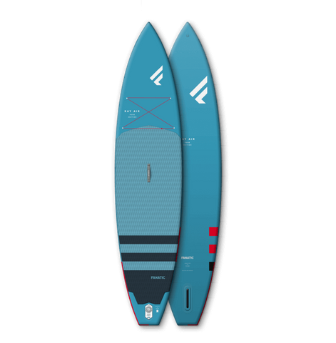 "11'6"" Fanatic Ray Air Pure Touring iSUP 2020 with Paddle - Urban Surf"