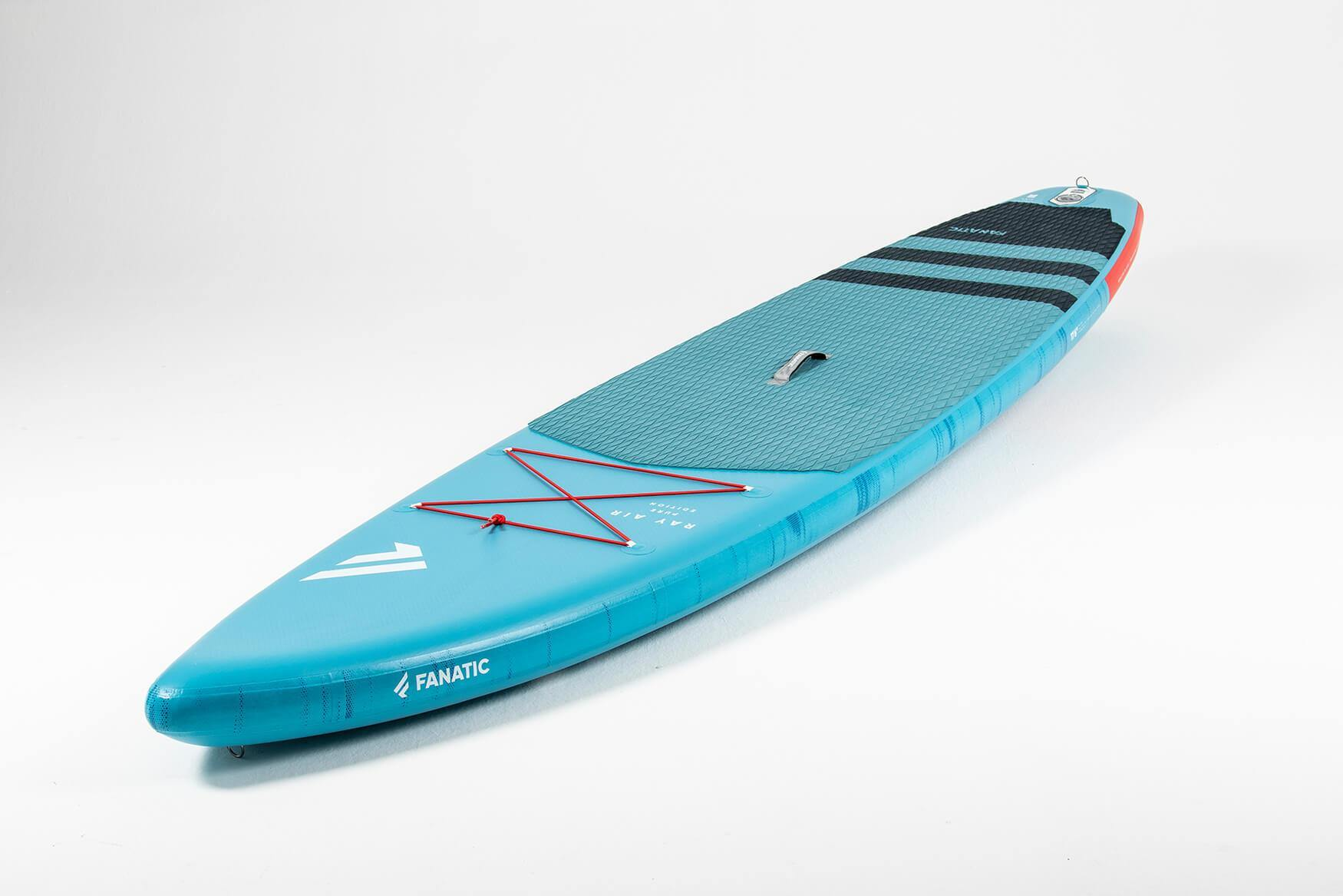 "11'6"" Fanatic Ray Air Pure Touring iSUP 2020 with Paddle"