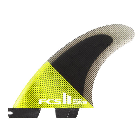 FCS II Carver PC Tri Fin Set - Choose Size