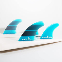 FCS II Performer Neo Glass Quad Fin Set - Medium