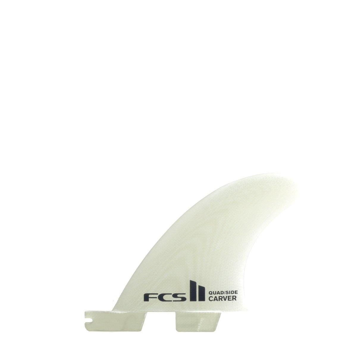 FCS II Carver Side Byte Fin Set - Performance Glass