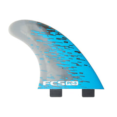 FCS PC Tri-Quad Fin Set - Choose Size