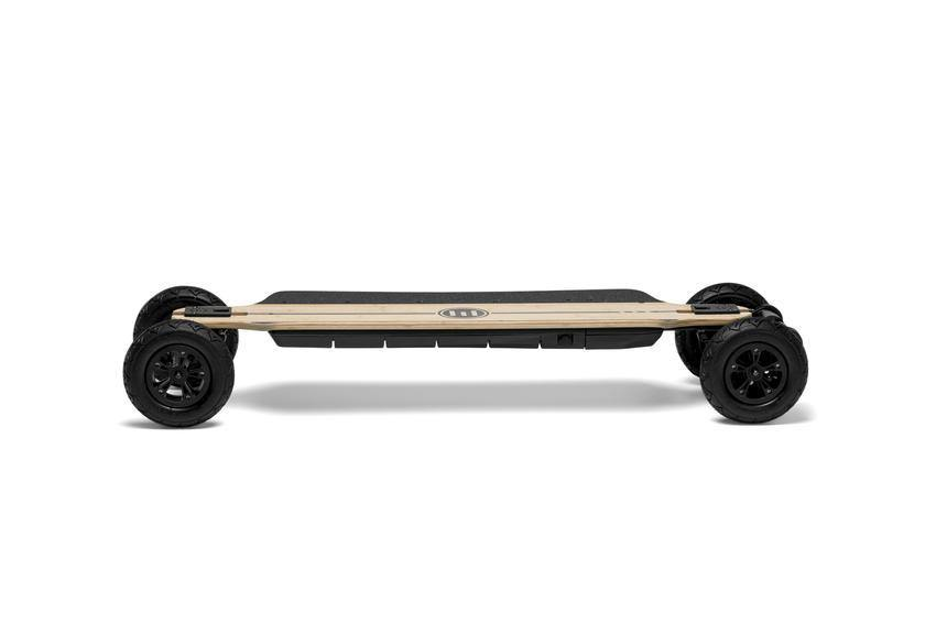Evolve Bamboo GTR All Terrain Electric Skateboard