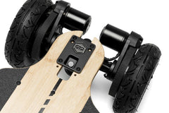 Evolve Bamboo GTR All Terrain Electric Skateboard - Urban Surf