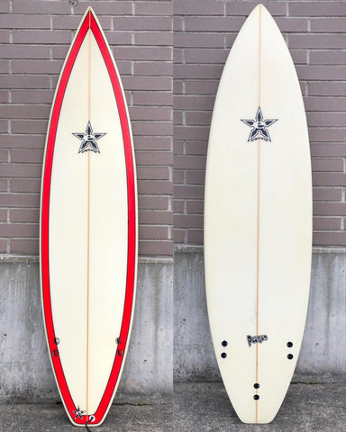 "USED 6'6"" Pearson - Urban Surf"