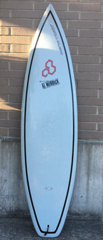 "USED 6'3"" Al Merrick New Flyer - Urban Surf"