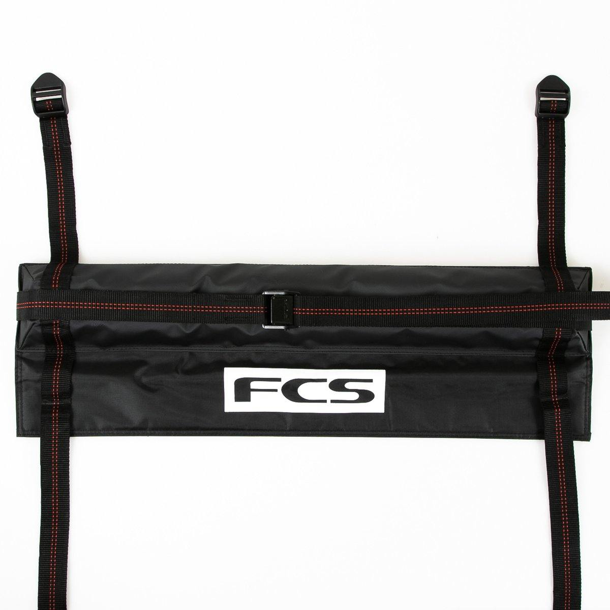 FCS Premium Cam Lock Soft Racks - Double - Urban Surf