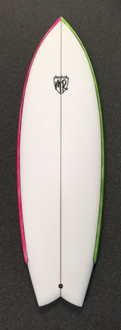 "6'2"" LOST Surfboards California Twin"