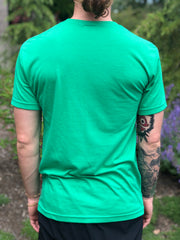 Urban Surf Needle Tee - Envy Green