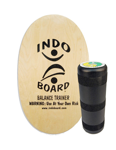 Indo Balance Board Deck and Roller - Original