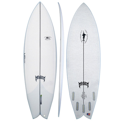"6'2"" Lib Tech LOST K.A. Swordfish - Urban Surf"