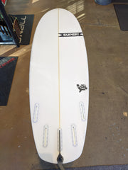 "5'10"" SUPERbrand Fling Surfboard - Urban Surf"