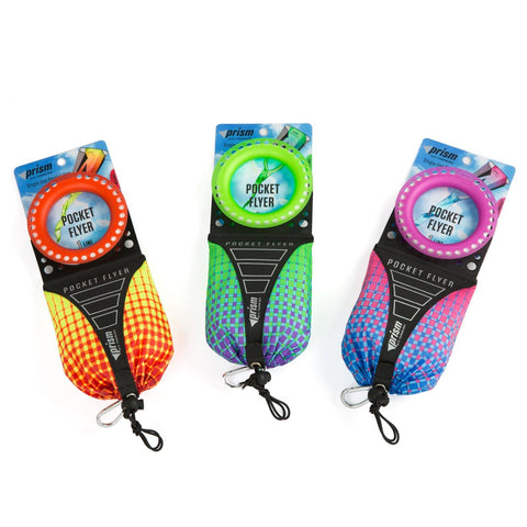 Pocket Flyer Prism Kite