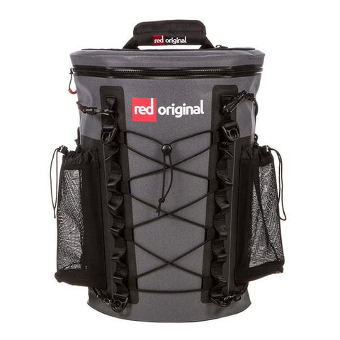 Red Deck Dry Bag