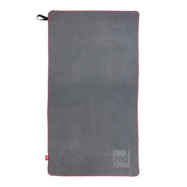 Red Quick Dry Microfibre Towel
