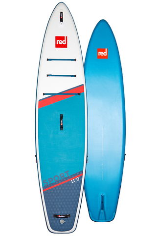 Red Paddle Co. Red Sport MSL 2021 - Sizes Vary
