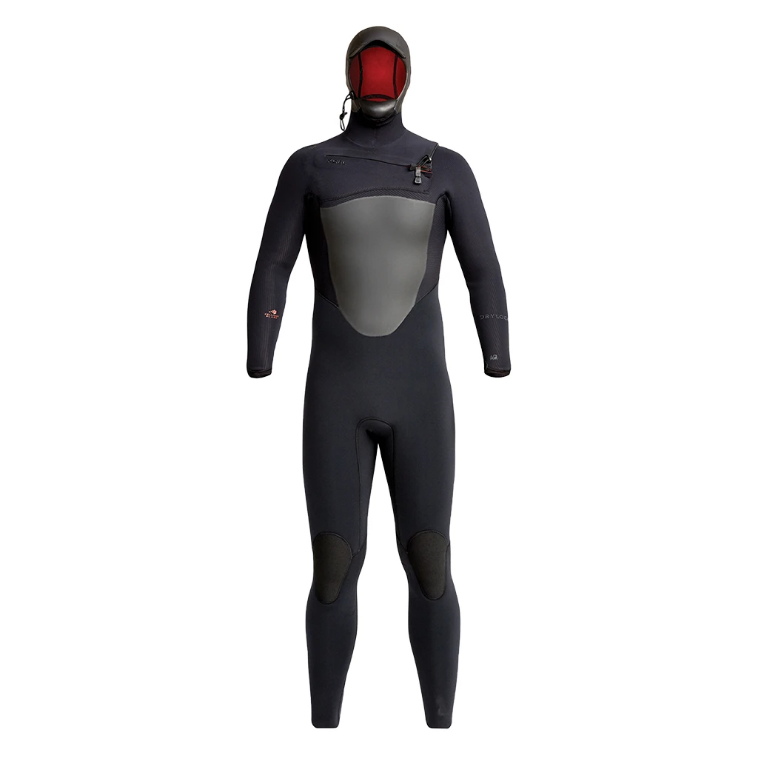 Xcel Drylock 5/4mm Hooded Wetsuit FA20 - Chest Zip - Urban Surf
