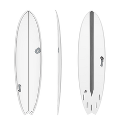 "7'2"" Torq Mod Fish TET-CS - Urban Surf"