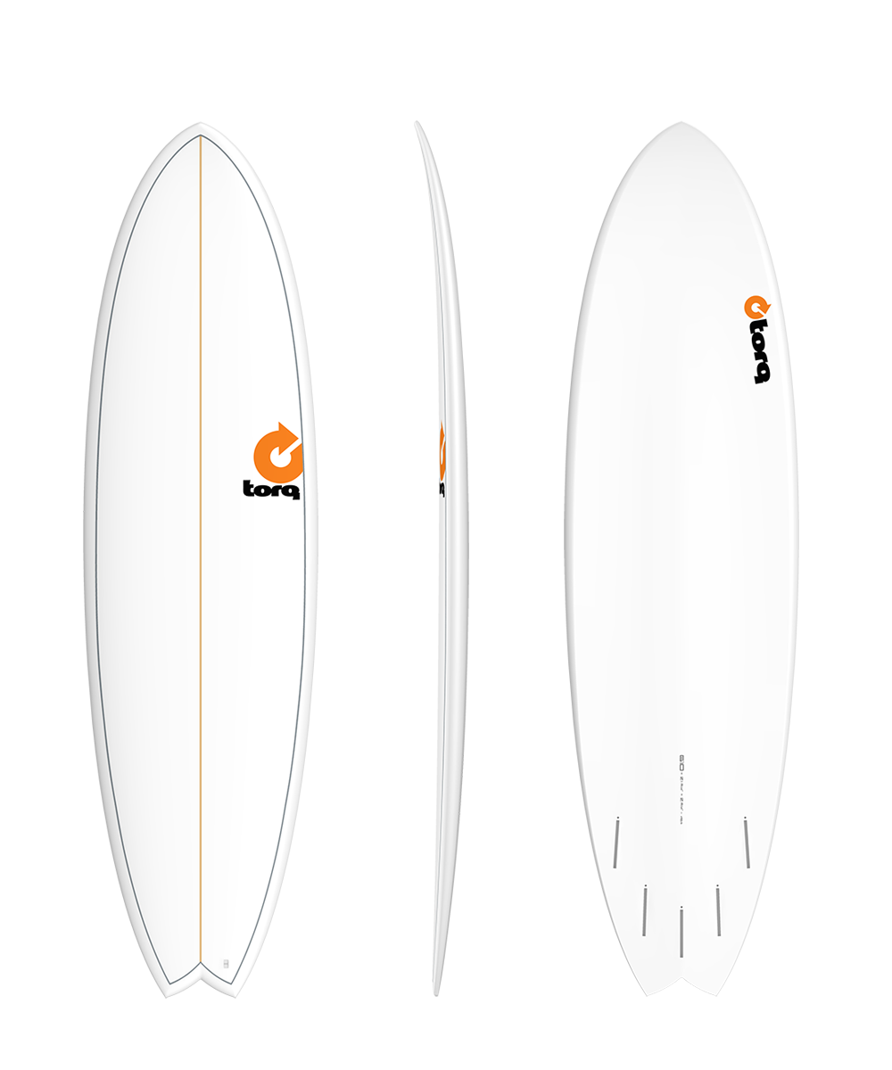 "6'10"" Torq Mod Fish TET - Colors Vary"