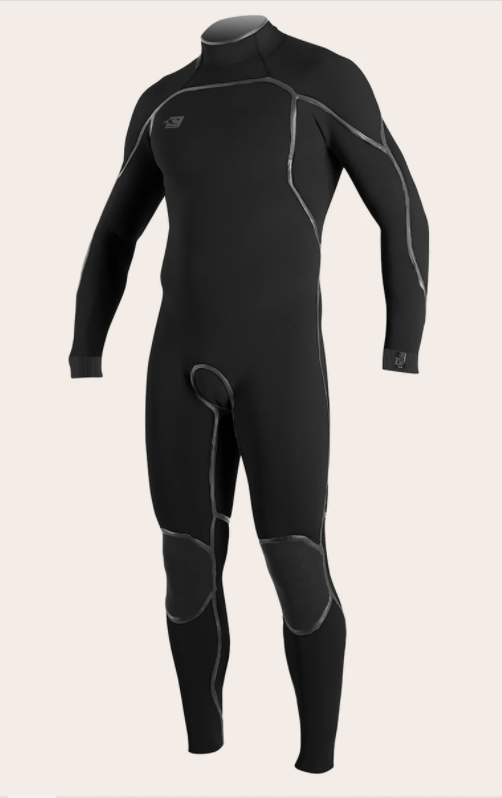 O'Neill Psycho One 4/3mm Wetsuit - Back Zip - Urban Surf
