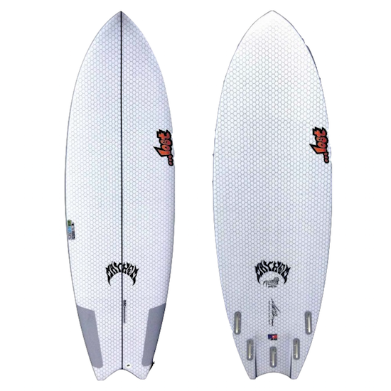 LiB Tech LOST Puddle Fish surfboard - 5'8""