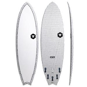 6' 7S Surfboards Superfish 3 CV