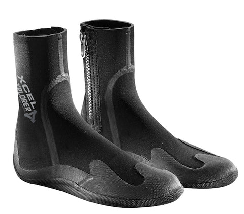 XCEL 5MM Youth Roundtoe Boots