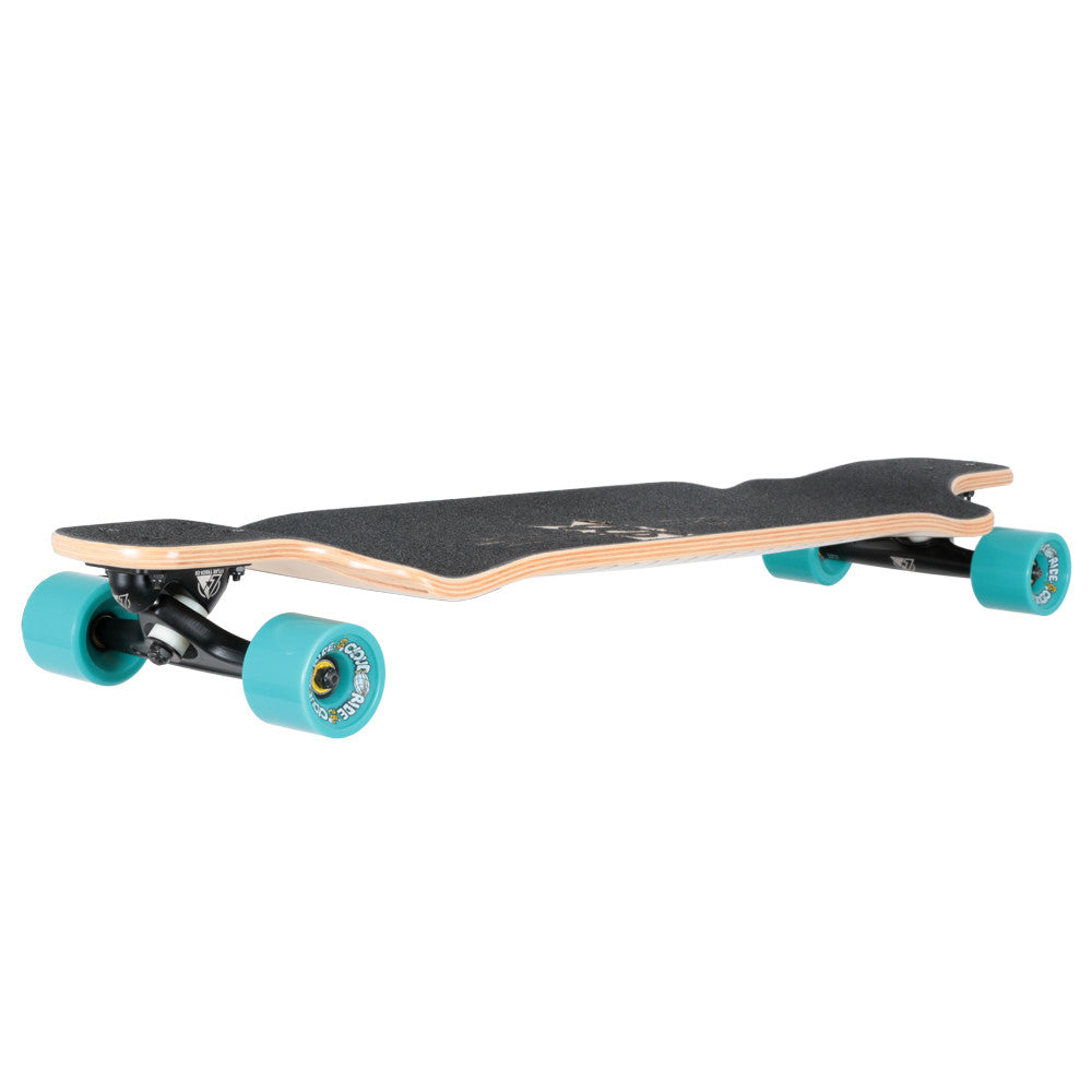 "DB Longboards Contra 38.5"" Complete"