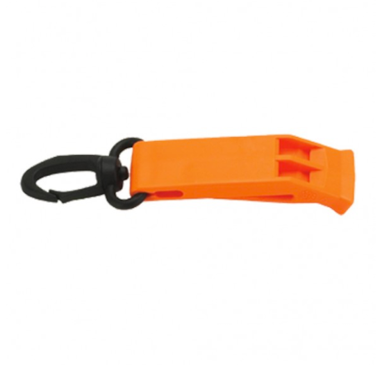 Seattle Sports Safety Whistle - orange